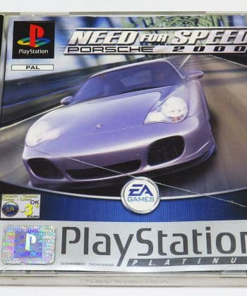 Need for Speed: Porsche 2000 PS1