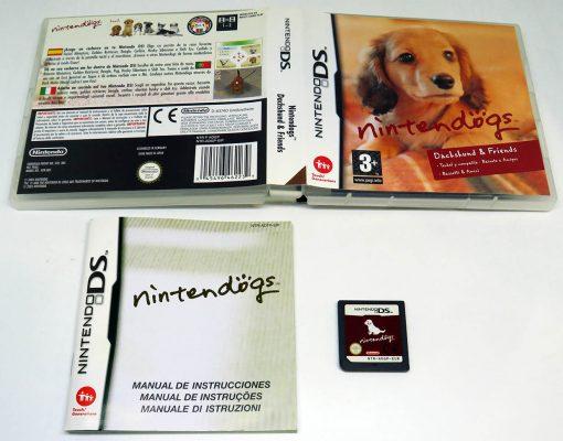 Nintendogs: Dachshund & Friends NDS