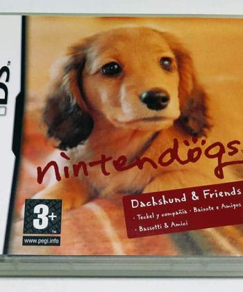Nintendogs: Dachshund & Friends NDS