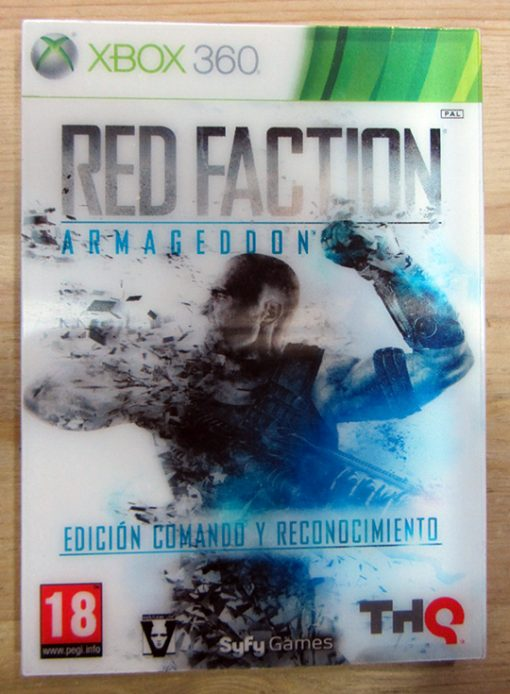 Red Faction: Armageddon X360
