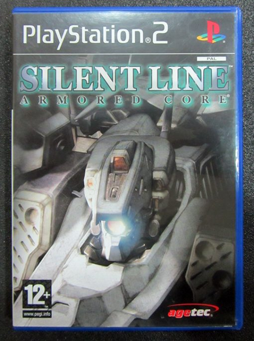 Silent Line: Armored Core PS2