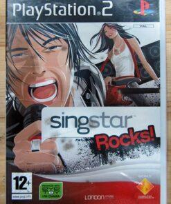 SingStar Rocks PS2