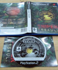 Sniper Assault PS2