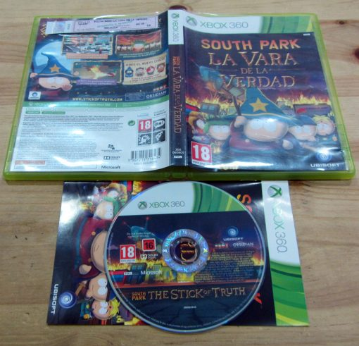 South Park: The Stick of Truth X360