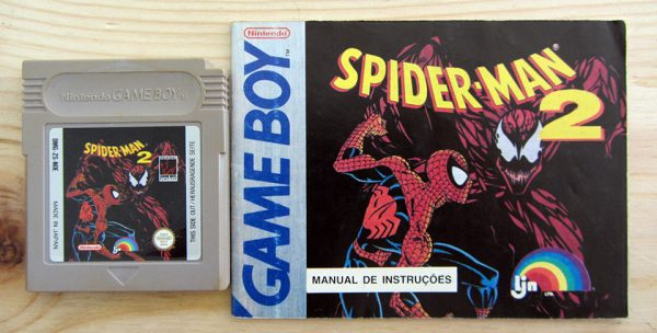 Spider-Man 2 GAME BOY