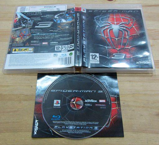 Spider-Man 3 PS3