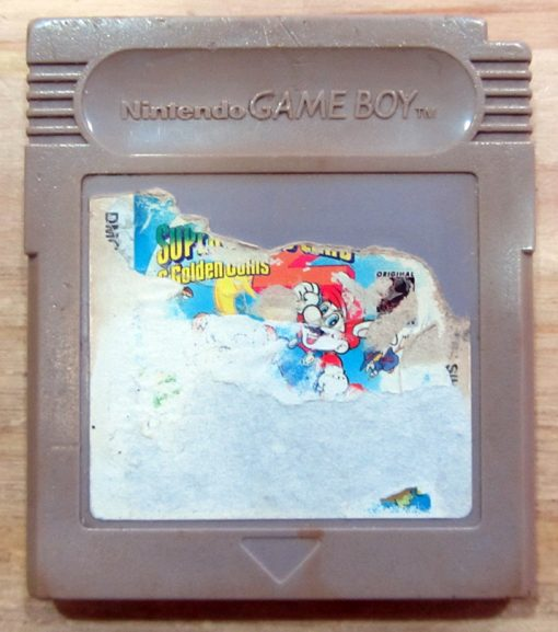 Super Mario Land 2: 6 Golden Coins GAME BOY