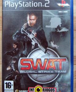 SWAT: Global Strike Team PS2