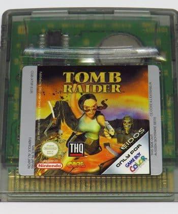 Tomb Raider GAME BOY COLOR