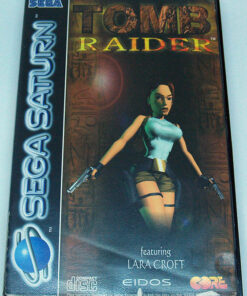 Tomb Raider SEGA SATURN