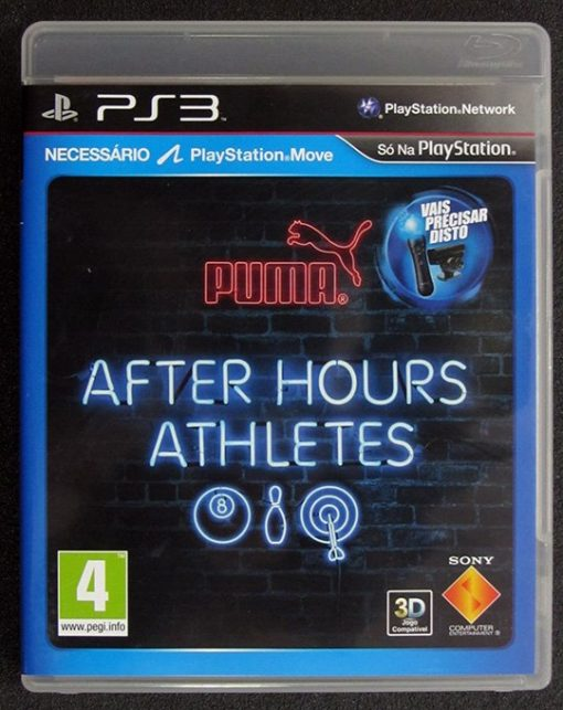 After Hours Athletes PS3