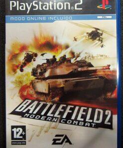 Battlefield 2: Modern Combat PS2