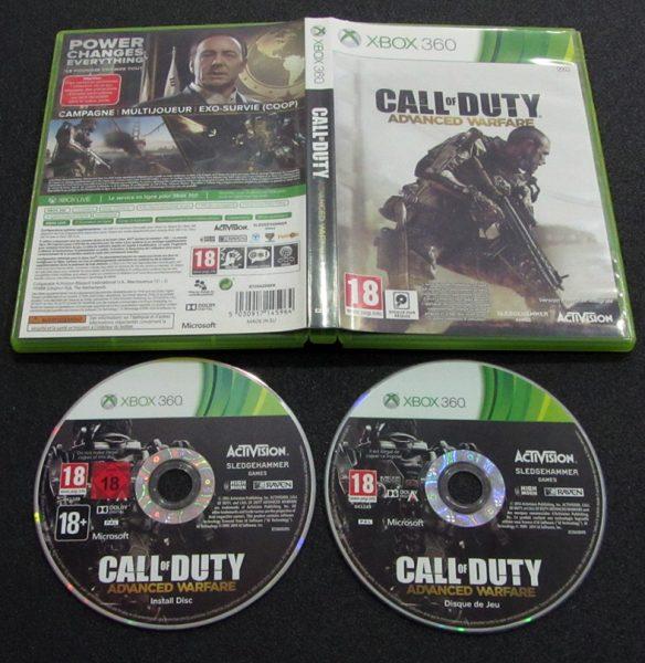 Call of Duty: Advanced Warfare X360
