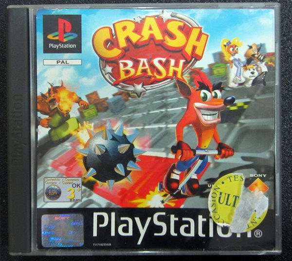 Crash Bash PS1