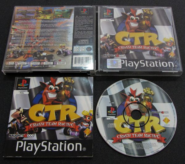 Crash Team Racing PS1