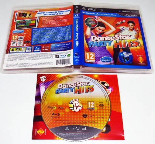 DanceStar Party Hits PS3