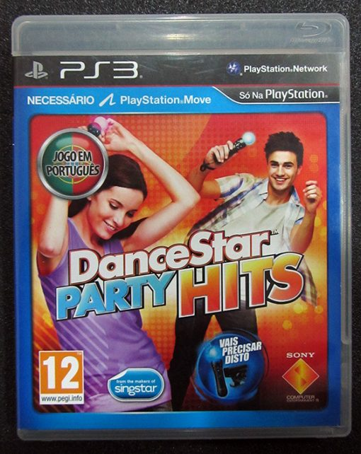 DanceStar Party Hits PS3