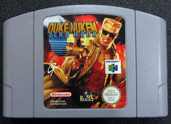 Duke Nukem: Zero Hour N64