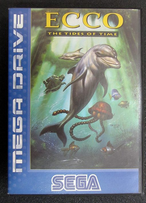Ecco: The Tides of Time MEGA DRIVE