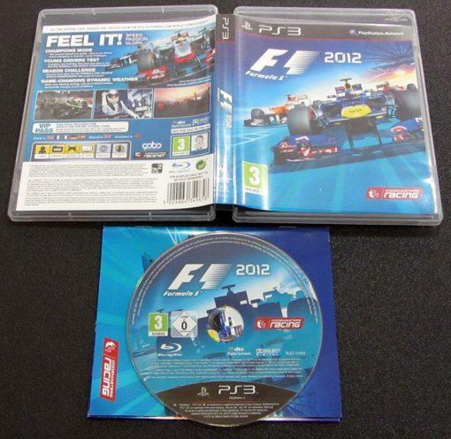 F1 2012 PS3