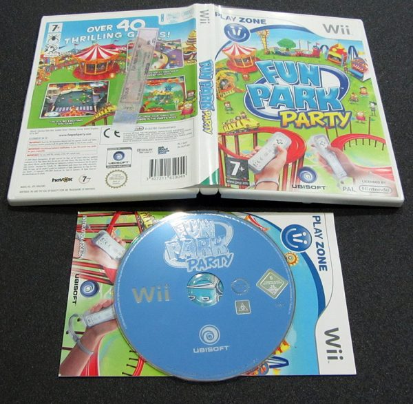 Fun Park Party WII