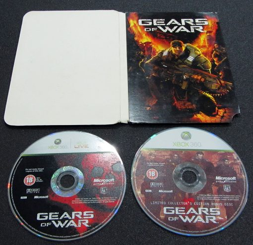 Gears of War - Limited Collector's Edition X360