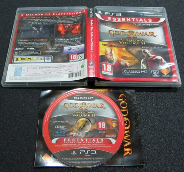 God of War Collection - Vol. II PS3