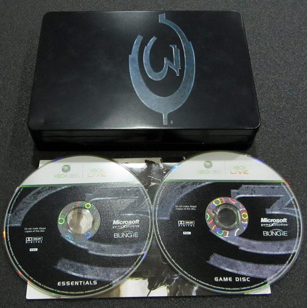 Halo 3 - Limited Edition X360
