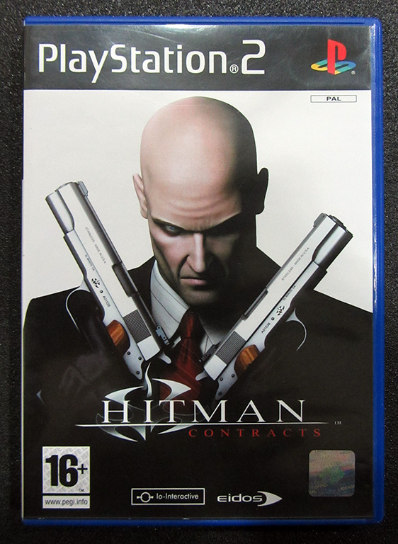 Hitman: Contracts PS2