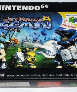 Jet Force Gemini N64