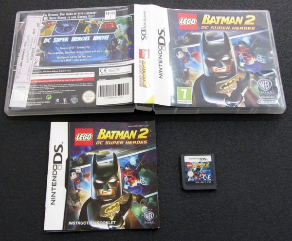 Lego Batman 2: DC Super Heroes NDS