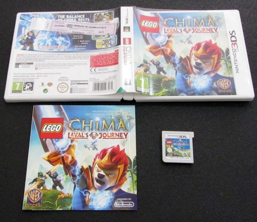 Lego Chima: Laval's Journey 3DS