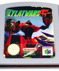 Lylat Wars CART N64