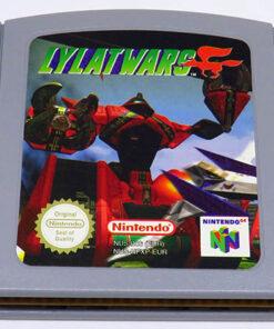 Lylat Wars CART N64