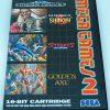 Mega Games 2 MEGA DRIVE