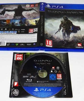 Middle Earth: Shadow of Mordor PS4