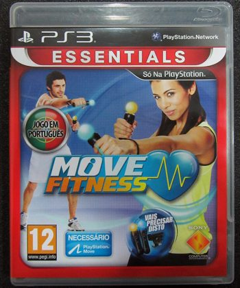 Move Fitness PS3
