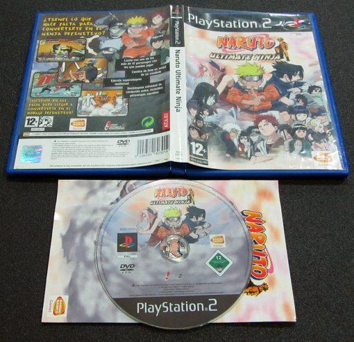 Naruto: Ultimate Ninja PS2