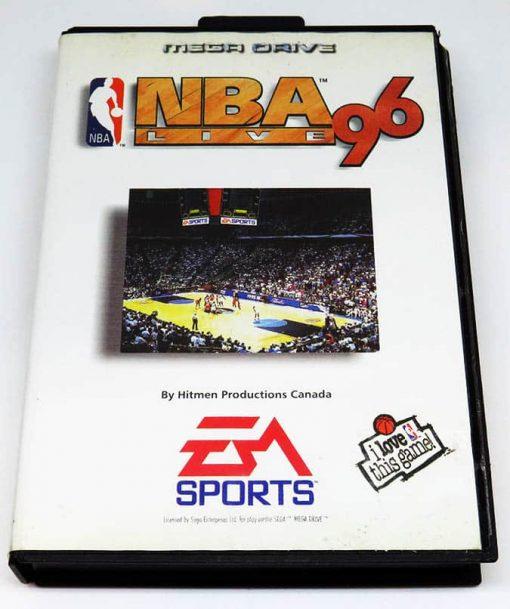 NBA Live 96 MEGA DRIVE