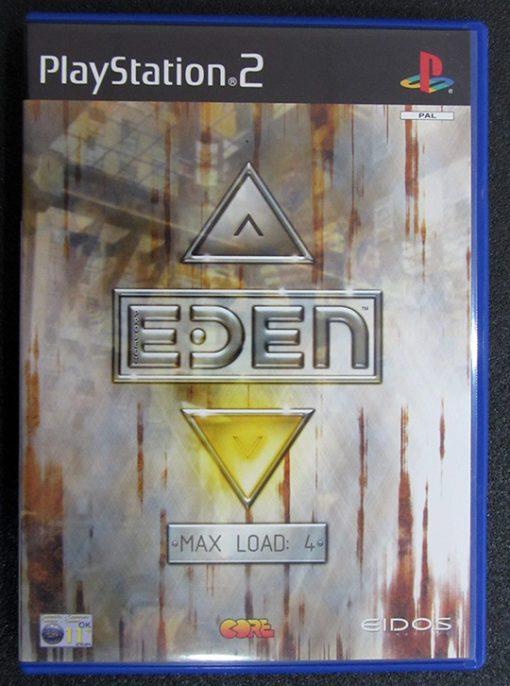 Project Eden PS2