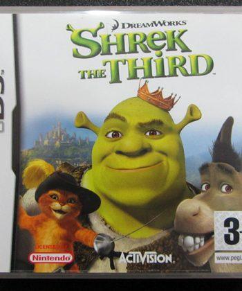 Shrek The Third NDS