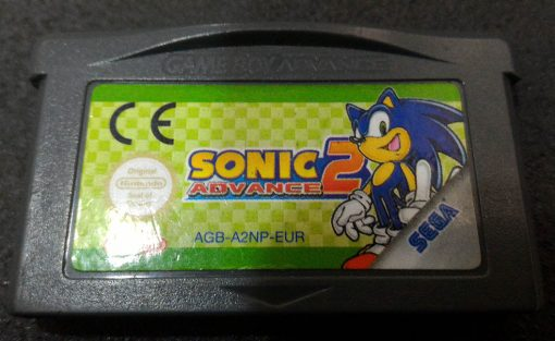 Sonic Advance 2 GAME BOY ADVANCE