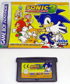 Sonic Advance 3 CART GAME BOY ADVANCE
