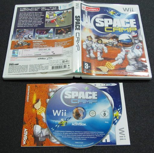 Space Camp WII
