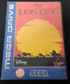 Lion King, The MEGA DRIVE