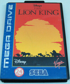 Lion King, The MEGA DRIVE