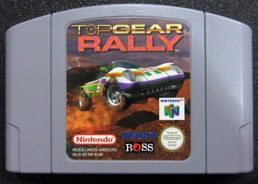 Top Gear Rally N64