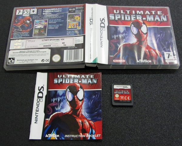 Ultimate Spider-Man NDS