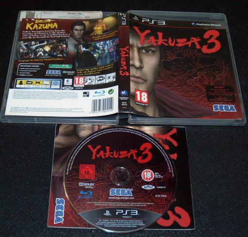 Yakuza 3 PS3
