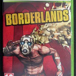 Borderlands X360